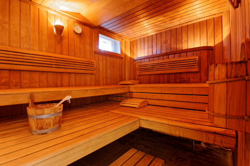 Sauna PhysioDomus in Wismar